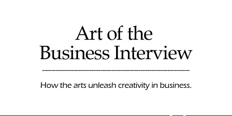 art of business interview