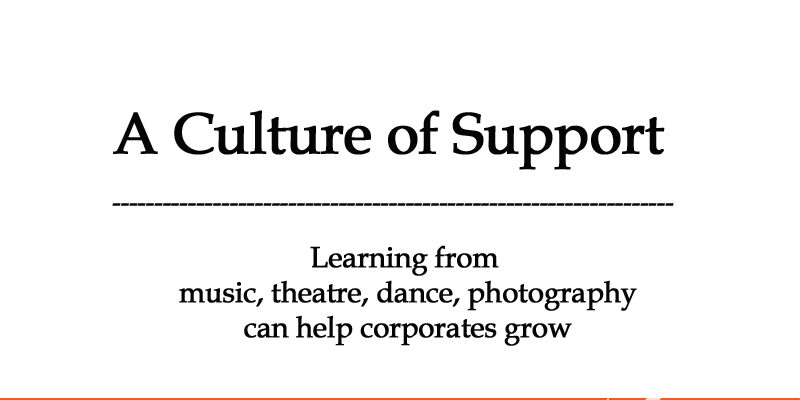 culture of support