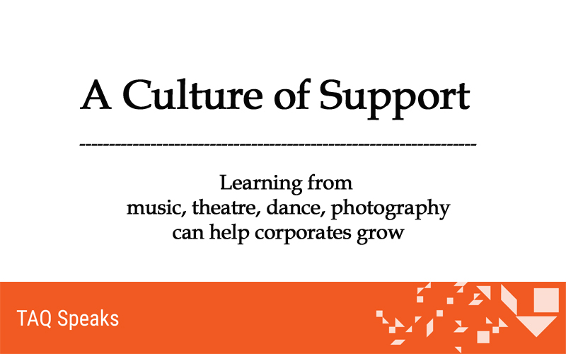 A Culture of Support