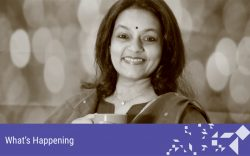 TAQ Co-Founder Dr. Sangeetha Rajan nominated for the Mahindra Excellence in Theatre Awards (META) 2018