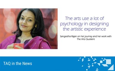 The Psychologist's interview with Dr. Sangeetha Rajan