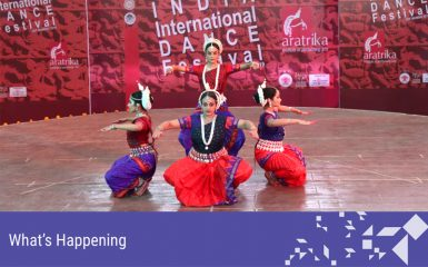 India International Dance Festival (IIDF) 2019, Mumbai