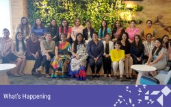 Women's Network Panel Discussion for CBRE India (2019)