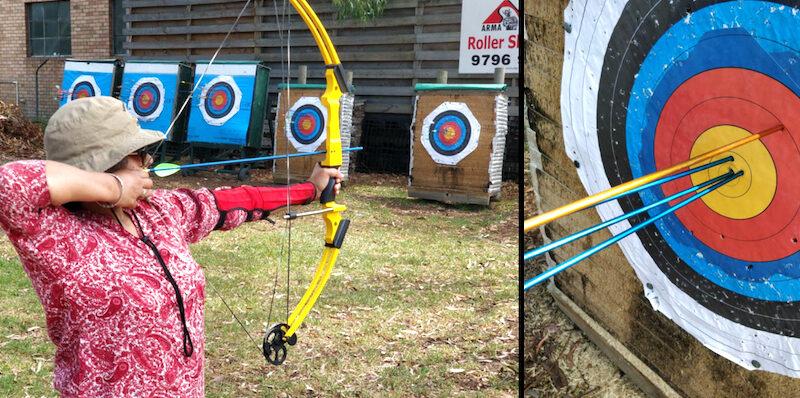 archery taq speaks