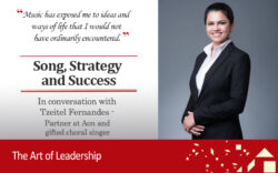 Song, Strategy and Success